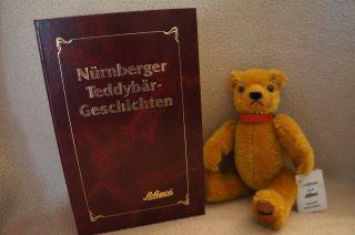 Schuco Tricky Bär Schucobär Nürnberger Teddybärgeschichten Lim.  Auflage 1500 Bild
