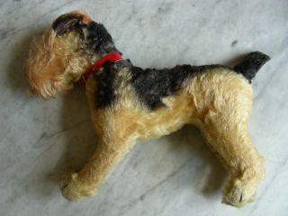 Org.  Steiff Terrier,  Aus Den 40 - 60er Jahren Bild