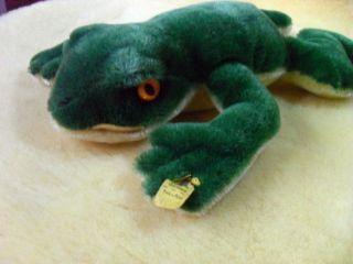 Steiff Frosch