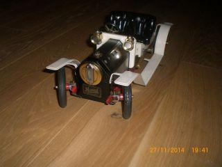 Mamod Auto Dampfmaschine Bild