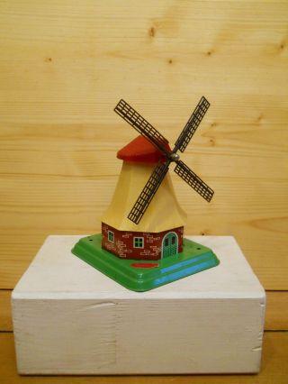 (54) Wilesco M 68 Windmühle,  Antriebsmodell Für Dampfmaschine Bild