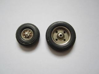 2 Stück Rad Räder Reifen Mit Blechfelge Ersatzteil Bild