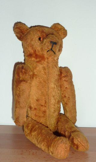 Alter Teddybär Teddy Bild