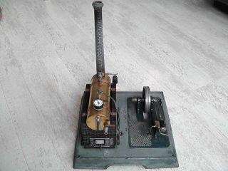 Märklin Dampfmaschine Nr.  6 Bild