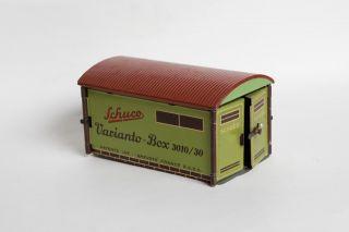Schuco Varianto Box 3010 / 30 Garage Bild