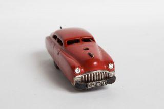 Schuco Varianto - Limo 3041 Rot Mit Schlüssel Bild