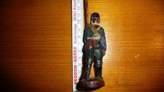 Masse Soldat 11 Cm (5) Elastolin,  Lineol Rar,  Selten Bild