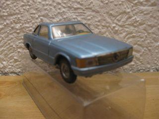 Mb Sl 280 Mercedes Benz Cko Kellermann & Company 440,  70er Jahre Mit Org.  Verpk. Bild