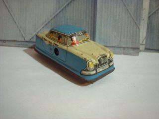 Technofix Tco G 301 Mercedes Benz 180 Pontom Blechspielzeug Tintoy Selten Bild