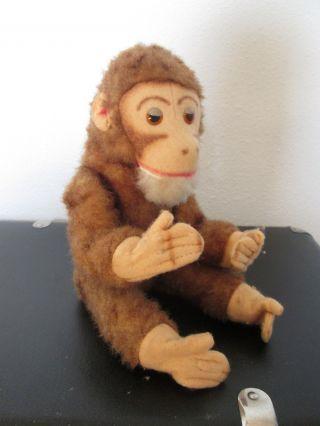 Affe,  Sehr Alt,  Holzwolle,  Sammlerstück Bild