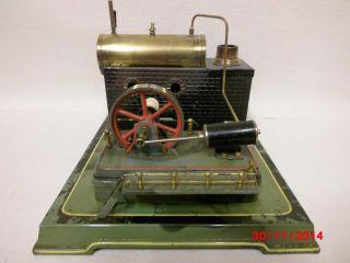 Dampfmaschine Falk Um 1930 Bild