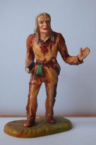 Elastolin Karl May Figur - Klekih - Petra Bild