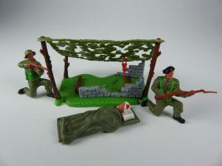 Timpo Toys Wwii Plasma Zelt / Plasma Tent,  Figuren Bild