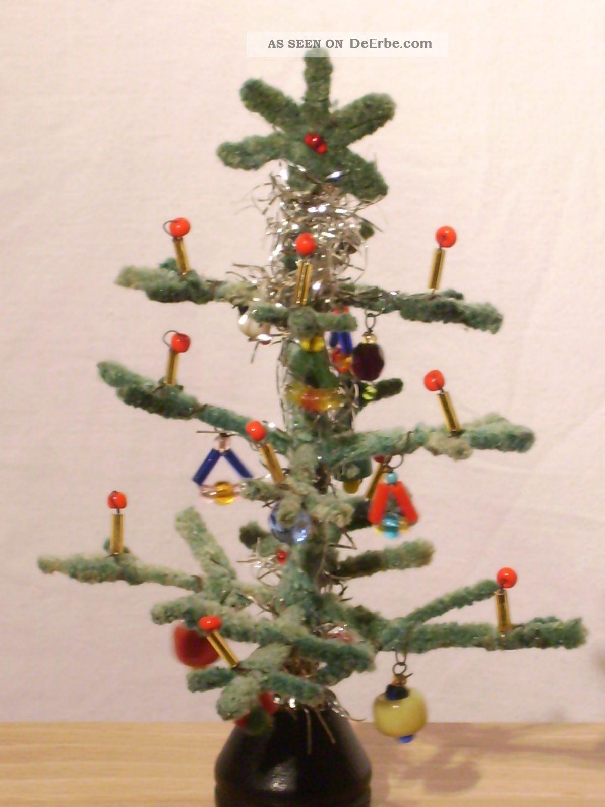 alter gablenzer weihnachtsbaum f r die puppenstube. Black Bedroom Furniture Sets. Home Design Ideas