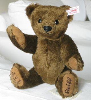 Steiff Teddy (ohne Goldknopf) Serie Loveteddy Steiff Bild