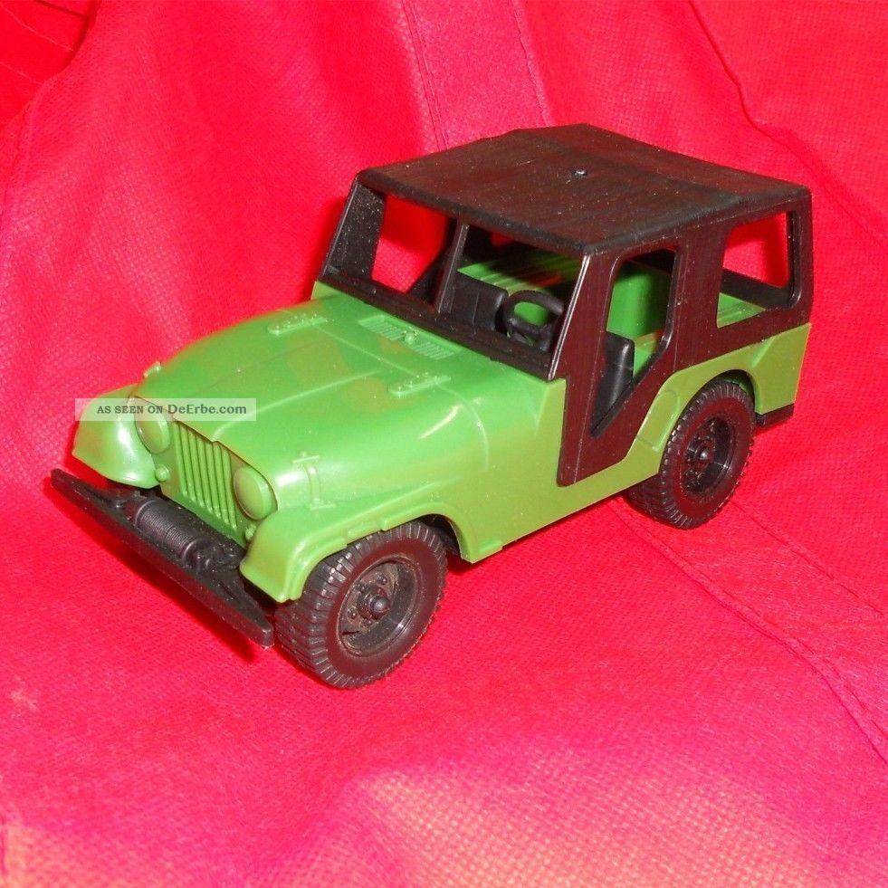 Gp Italy Plastik Jeep Gj5 Willys Willy Car Toy Spielzeug
