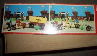 Big Fort Independence 70er Im Originalkarton Bild