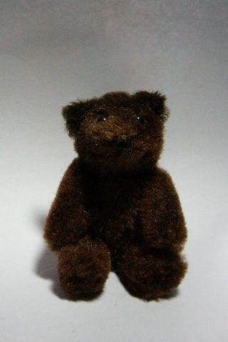 Schuco Mini - Teddy Dunkelbraun Bild