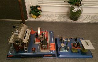 Wilesco Dampfmaschine D20,  Zubehoer M56 Bild