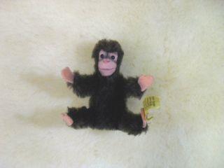 Kleiner Steiff Affe