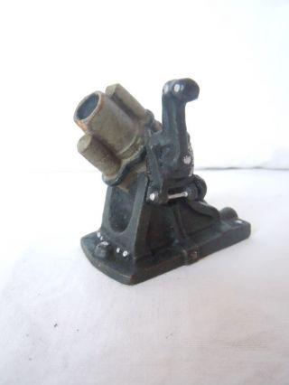 Lineol Elastolin Minenwerfer In Top QualitÄt Von Lineol Passend Zur 7 Cm Serie Bild