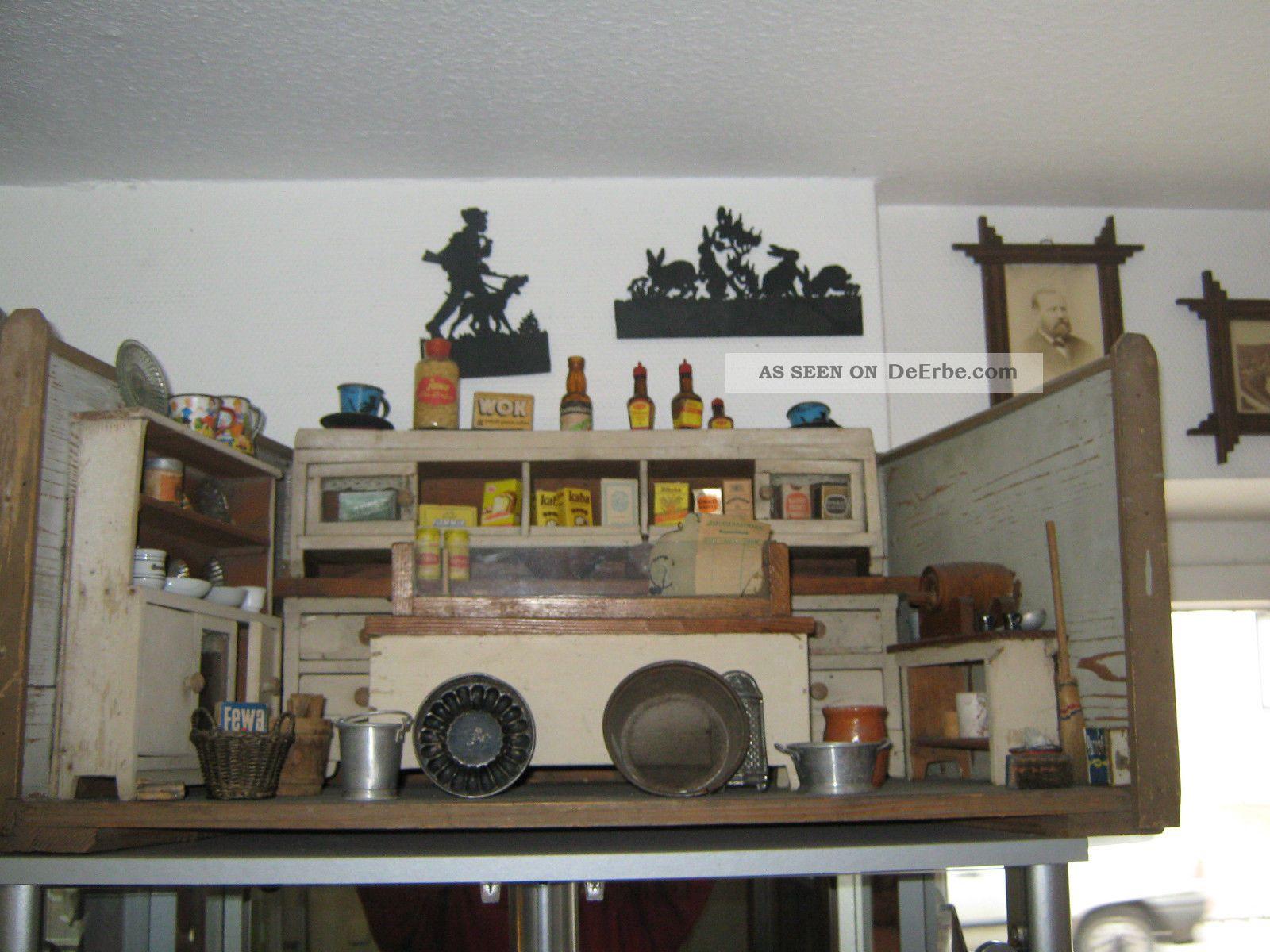 Antikspielzeug - Puppen & Zubehör - Kaufmannsläden & Zubehör ...