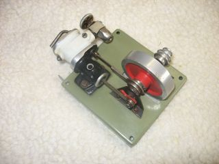 Ddr Dampfmaschine Dampfspielzeug Antriebsmodell Kein Oesterwitz Ekt Bild