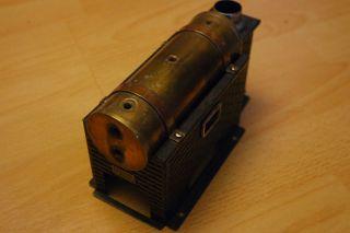 Märklin Kessel Mit Kesselhaus Für Dampfmaschine Nr.  5 Steam Engine Bild