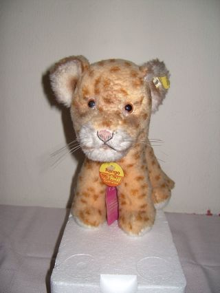 Steiff Tigerbaby Rango 6435/18 Bild