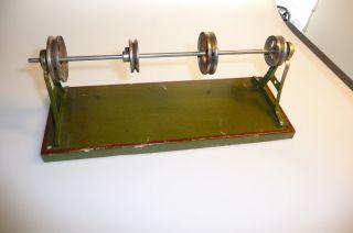 Alte Märklin Transmission 1930er Jahre L 25,  5 Cm Bild