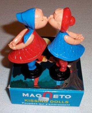 Magneto - Kissing Dolls - Romeo Und Julia - Ovp - Bild