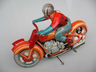 Technofix Motorrad G.  E.  255,  Sammlerstück Bild