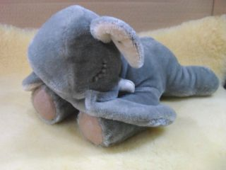 Steiff Cosy Elefant,  Schlaf - Elefant,  Ca.  28 Cm Lang,  Mit Knopf,  Steifftier Bild