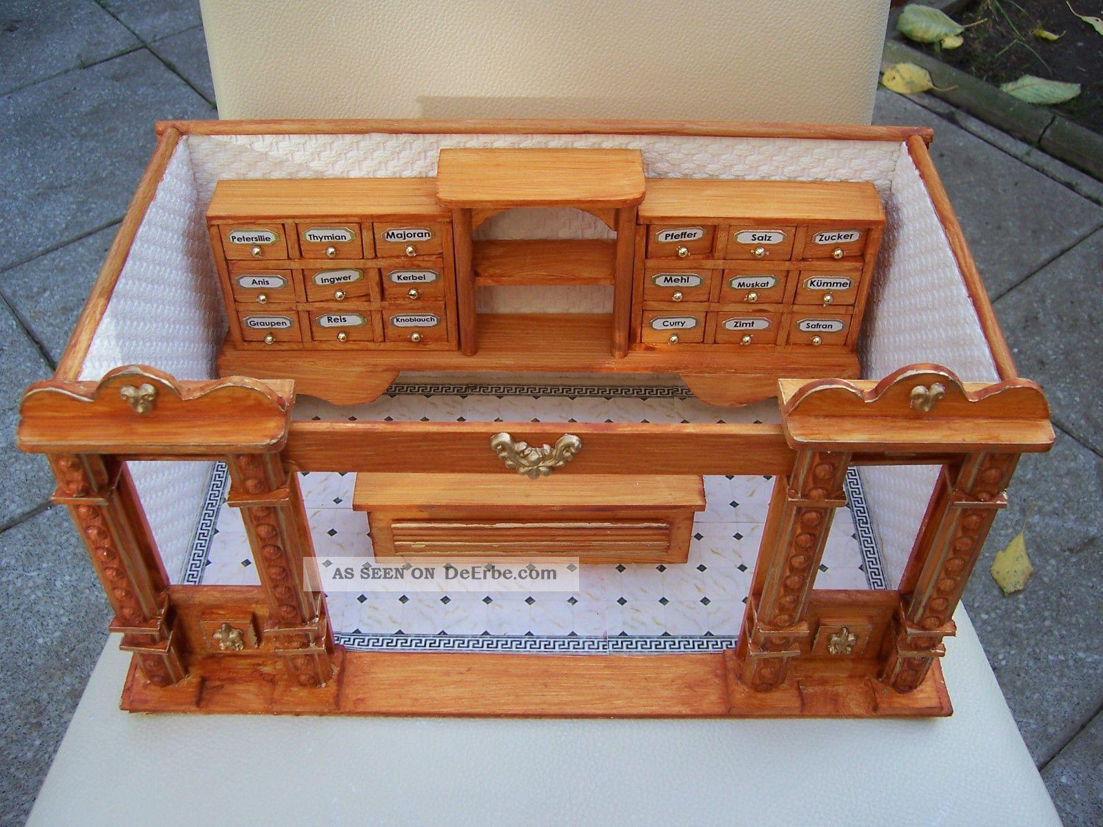 kaufladen tante emma laden puppenstube. Black Bedroom Furniture Sets. Home Design Ideas