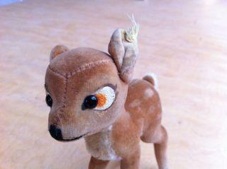 Steiff Tiere,  Rehkitz - Bambi,  Sehr Alt,  Sammelobjekte Von Unserer Oma Bild