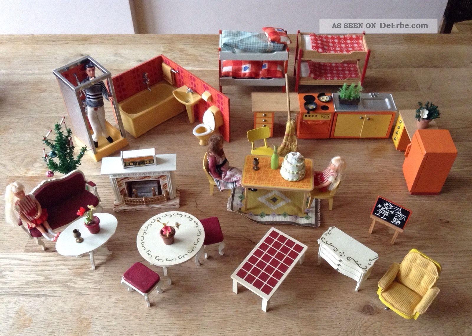lundby m bel familie und transformator 70er jahre. Black Bedroom Furniture Sets. Home Design Ideas