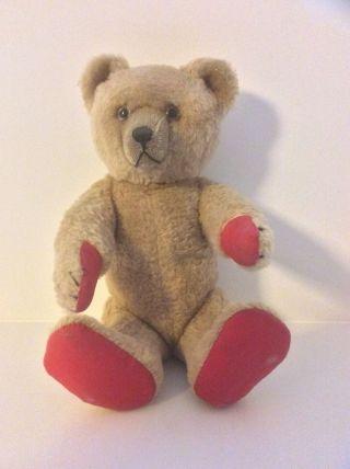 Teddybär Um 1960 Bild
