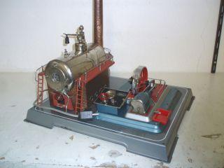 Wilesco D 28 El Dampfmaschine Bild