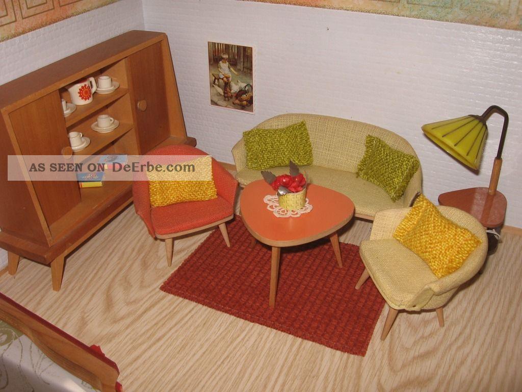 50er Jahre Möbel bodo hennig möbel wohnen 50er jahre le puppenhaus