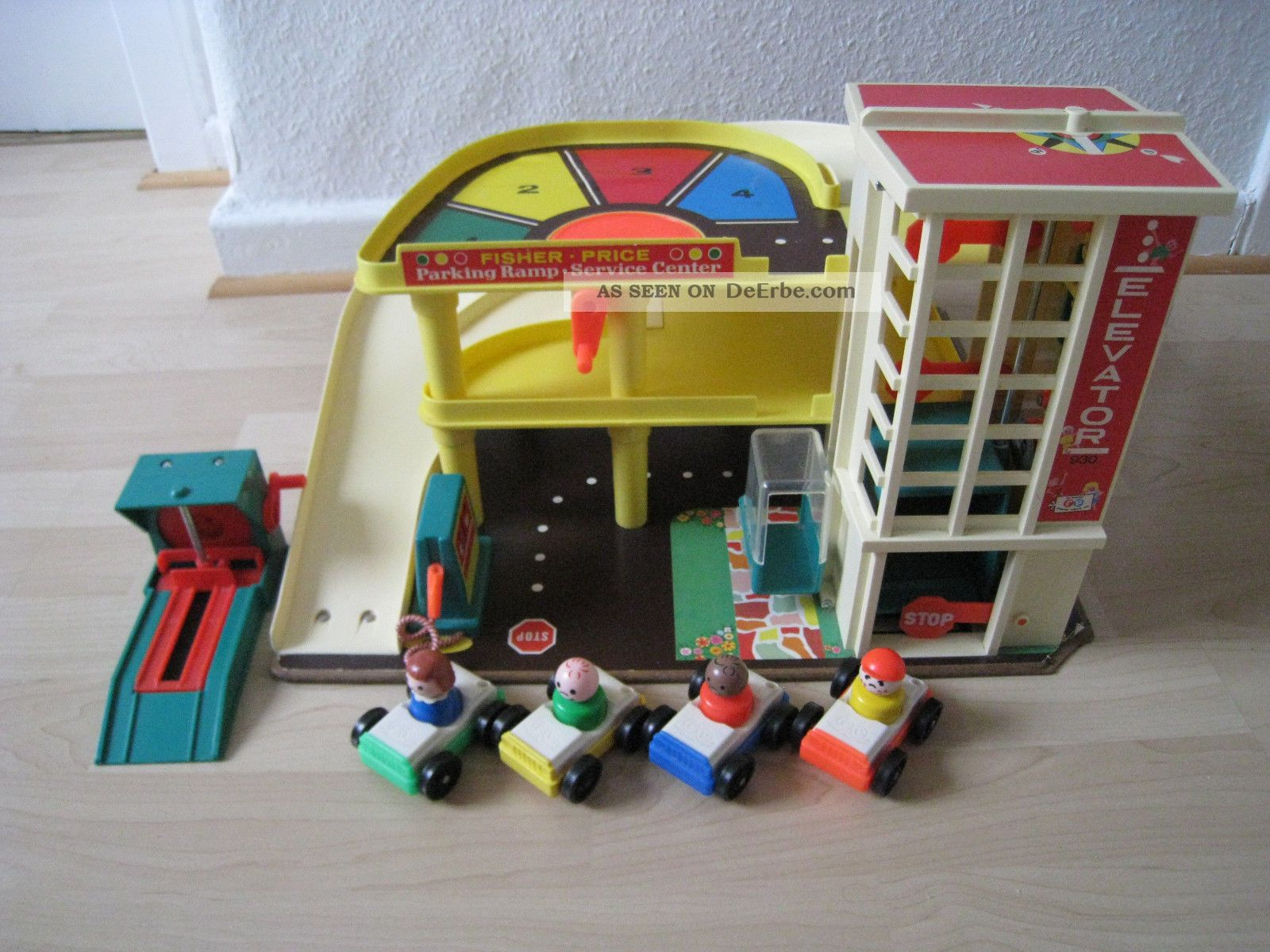 Fisher Price Car Park