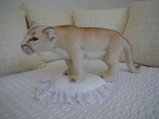 Steiff Cougar - Puma