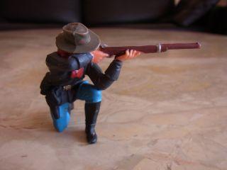 Preiser/elastolin - Us - Regierungstruppen - Soldat Kniend,  Mit Gewehr Bild