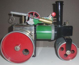 Mamod Dampfwalze Steam Roller Bild
