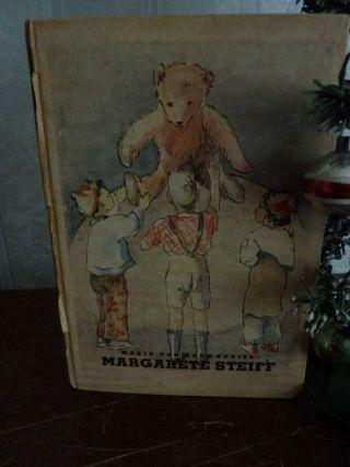 ,  Antikes Buch Von Steiff, Bild