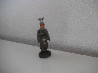 Alter Elastolin General Ludendorf 7,  5 Cm Serie Bild