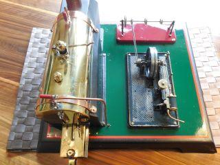 Märklin Dampfmaschine Bild