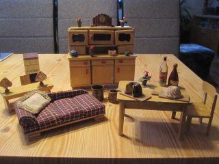 antikspielzeug puppen zubeh r puppenstubenzubeh r. Black Bedroom Furniture Sets. Home Design Ideas