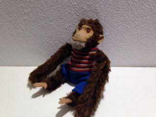 Affe - Aufziehspielzeug Antik Bild