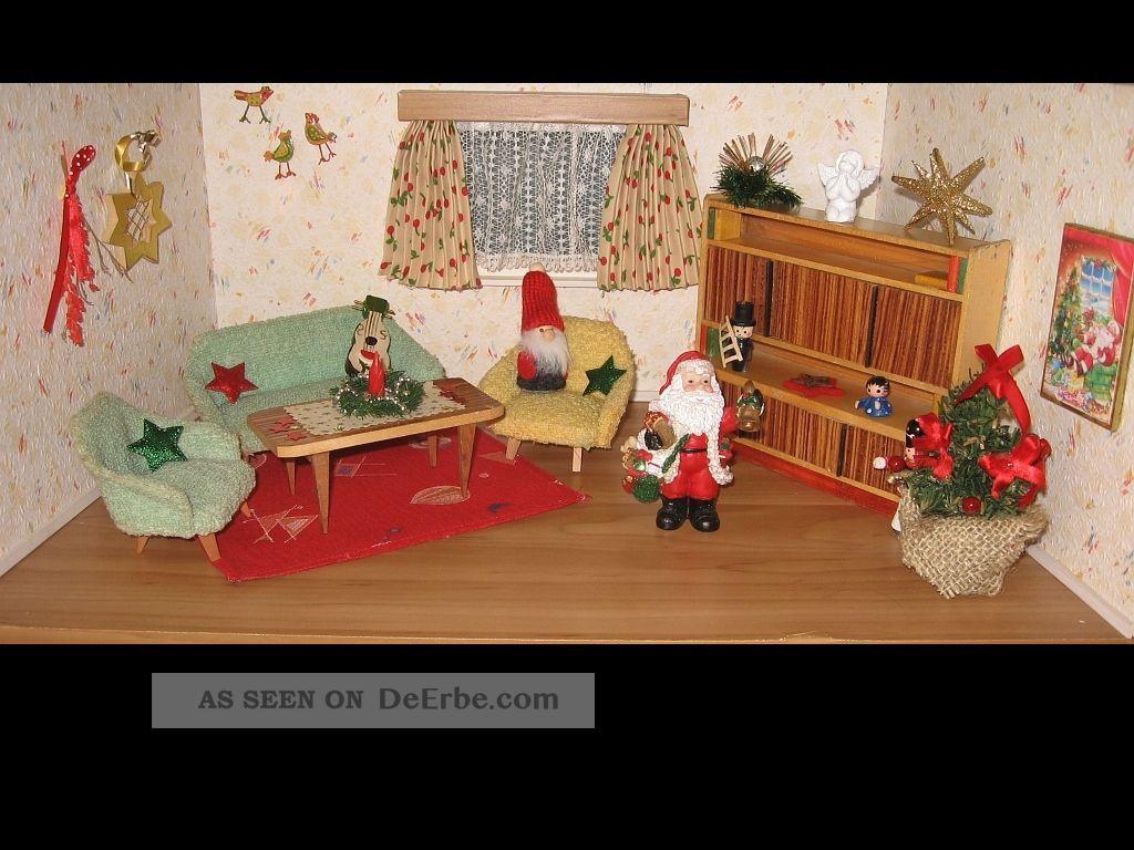 paul h bsch m bel weihnachtsdeko puppenk che puppenhaus puppenstube. Black Bedroom Furniture Sets. Home Design Ideas