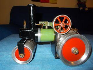 Dampfmaschine,  Lokomobile,  Mamod Bild